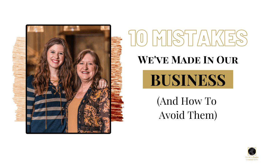 Our Top 10 Team Building Mistakes (And How to Avoid Them)