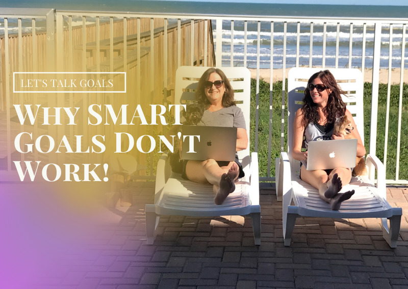 SMART Goals for Entrepreneurs | Why They Don't Work (And What to Do Instead!)